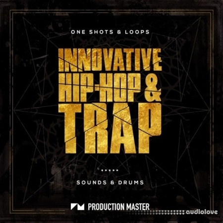 Production Master Innovative Hip Hop And Trap WAV