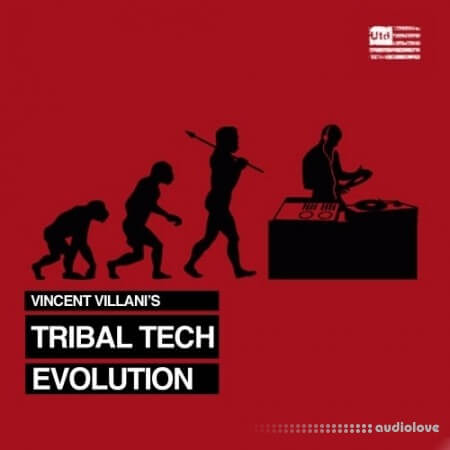 Utd Recordings Vincent Villanis Tribal Tech Evolution WAV