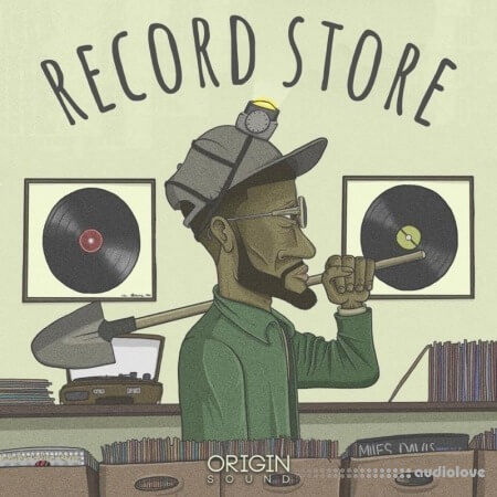 Origin Sound The Record Store Volume 1 WAV