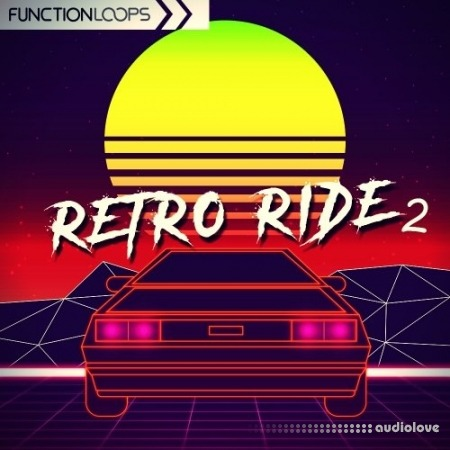 Function Loops Retro Ride 2 WAV MiDi Synth Presets