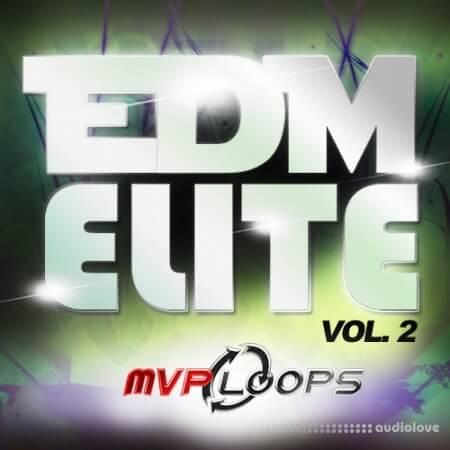 MVP Loops EDM Elite Vol.2 WAV MiDi REX AiFF