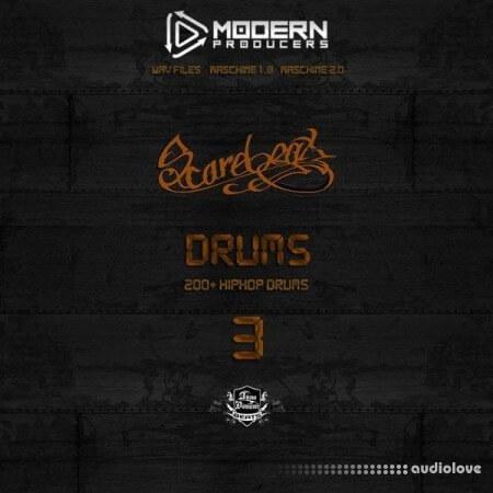 Anno Domini Drums Scarebeatz Edition 3 WAV