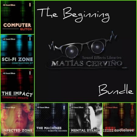 MatiasMacSD The Beginning Bundle WAV