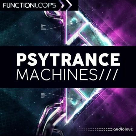 Function Loops Psytrance Machines WAV