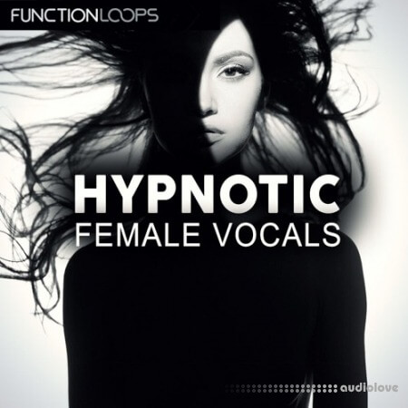 Function Loops Hypnotic Female Vocals