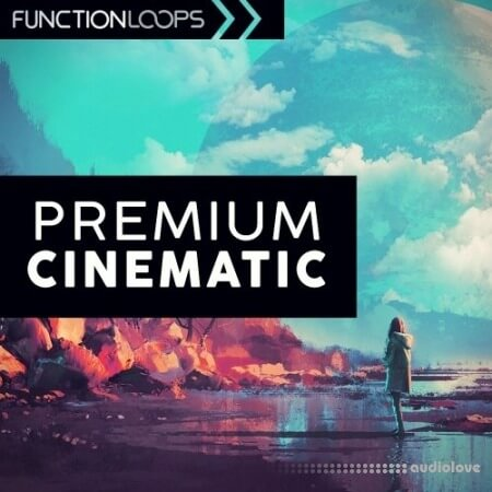 Function Loops Premium Cinematic WAV MiDi
