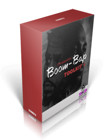 StarKore Beats Boombap Toolkit Vol.1 WAV