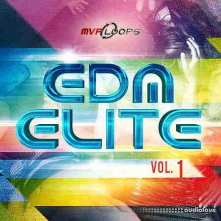 MVP Loops EDM Elite Vol.1 WAV MiDi