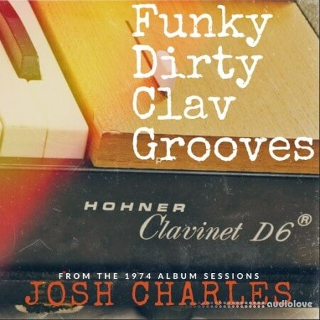 Josh Charles Funky Dirty Clav Grooves