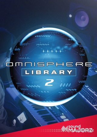 SoundMajorz Vybe Omnisphere Library 2 Synth Presets