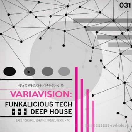 Bingoshakerz Variavision Funkalicious Tech and Deep House