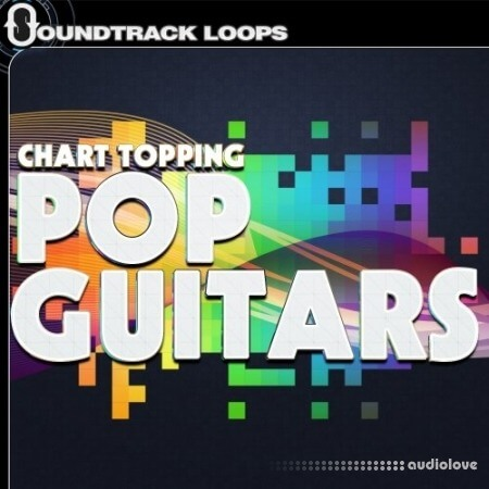 Soundtrack Loops Chart Topping Pop Guitars ACiD WAV