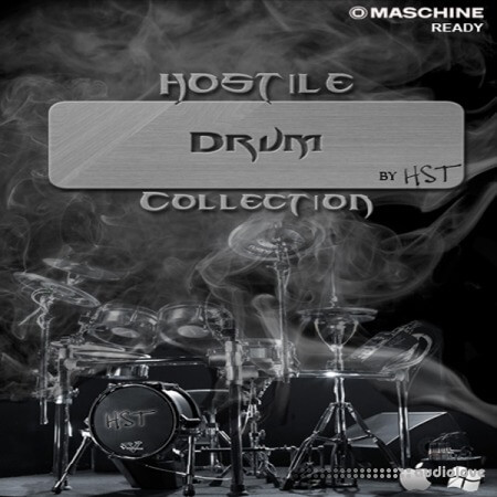 HST Media Hostile Drum Collection WAV