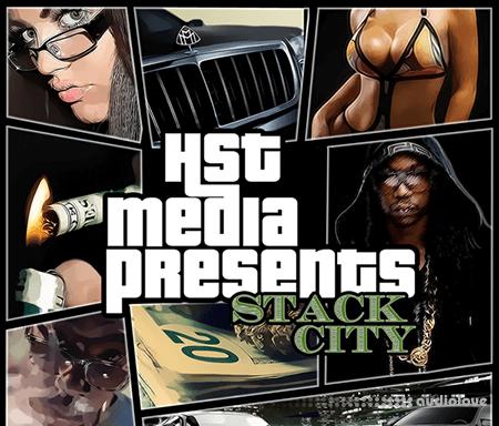 HST Media Stack City WAV MiDi