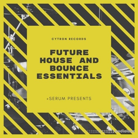 Cytron Records Future House Essentials WAV Synth Presets