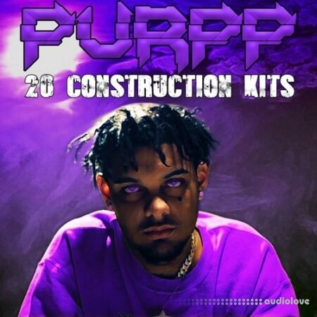 The Drum Bank Purpp WAV MiDi