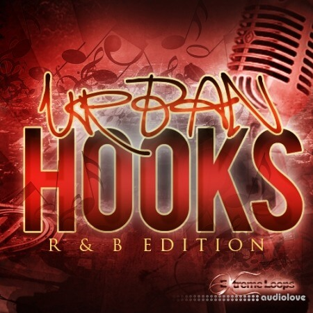 Maverick Audio Urban Hooks RnB Edition ACiD WAV REX AiFF
