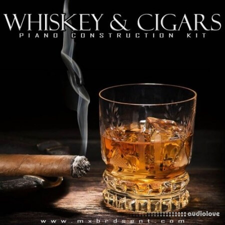The Drum Bank Whiskey And Cigars WAV MiDi
