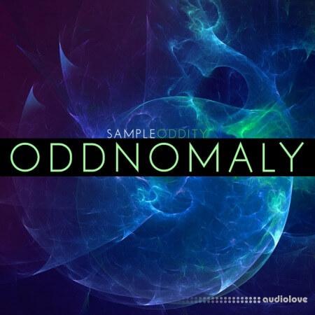 SampleOddity Oddnomaly Synth Presets