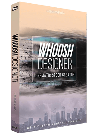 Zero-G Whoosh Designer KONTAKT