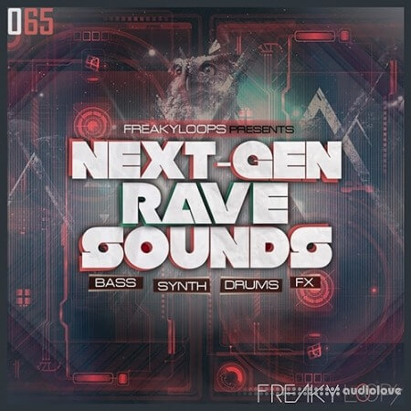 Freaky Loops Next Gen Rave Sounds WAV