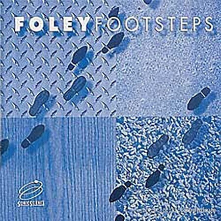 Sound Ideas Foley Footsteps
