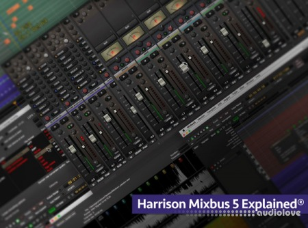 Groove3 Harrison Mixbus 5 Explained TUTORiAL
