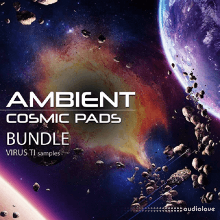 Rafal Kulik Ambient Cosmic Pads Volumes 1-9 WAV