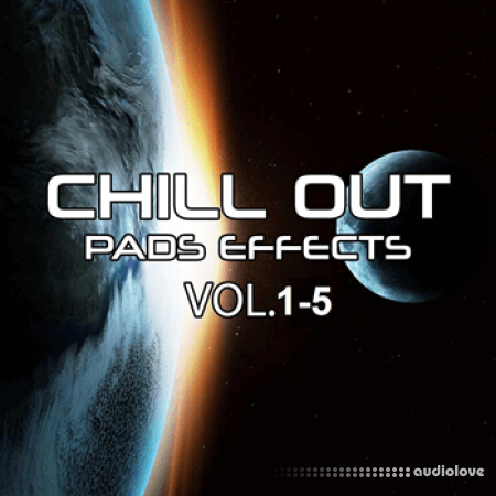 Rafal Kulik Chill Out Pads Effects Volumes 1-5 WAV