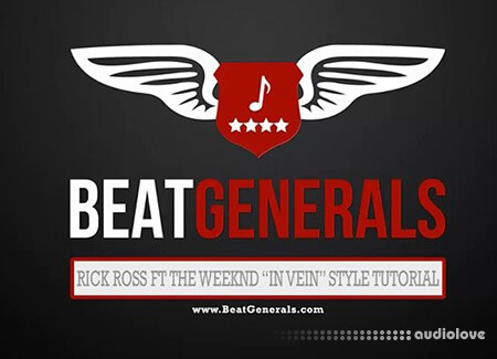 Beat Generals Rick Ross Ft The Weeknd In Vein WAV DAW Templates TUTORiAL