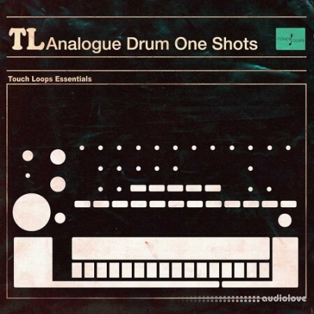Touch Loops Analogue Drum One Shots WAV MiDi