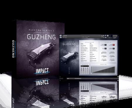 Impact Soundworks Plectra Series 5 Guzheng