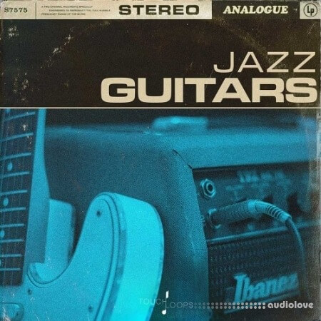 Touch Loops Jazz Guitars WAV