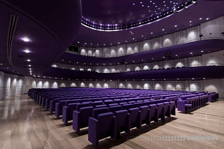Audio Ease Zlin concert hall