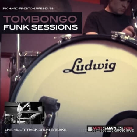 Richard Preston Presents Tombongo Funk Sessions WAV