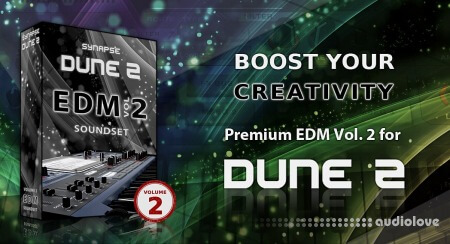 Synapse Audio Premium EDM Vol.2