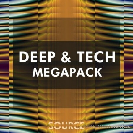 Source Sounds Deep and Tech Megapack WAV