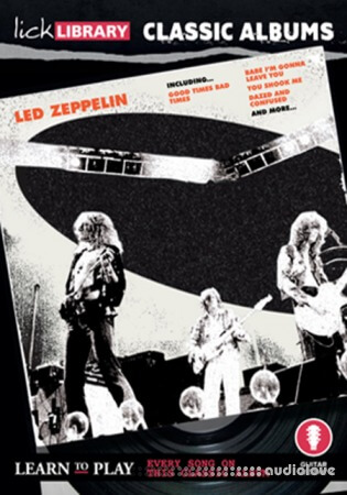 Lick Library Classic Albums Led Zeppelin I TUTORiAL
