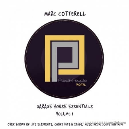 Plastik People Garage House Essentials Vol.1 WAV MiDi