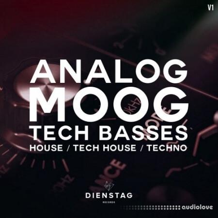 Dienstag Analog Moog Tech Basses 1 WAV