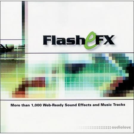 Sound Ideas Flash eFX 1 Web Sound Effects and Royalty Free Music WAV