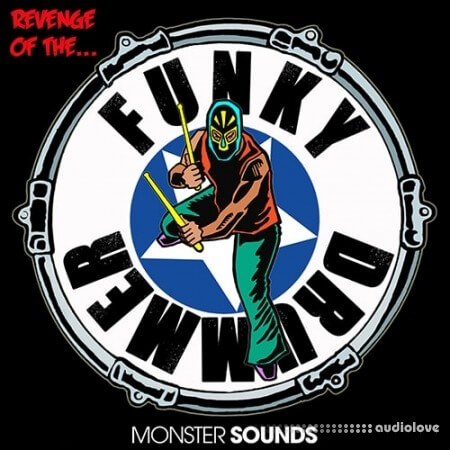 Monsters Sounds Revenge Of The Funky Drummer WAV REX