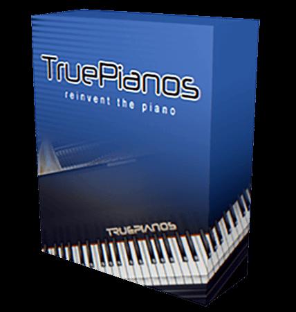 4Front TruePianos v1.9.8 Regged WiN MacOSX