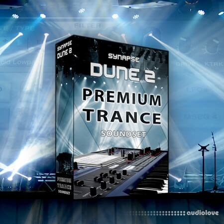 Synapse Audio Premium Trance Vol.1 Synth Presets