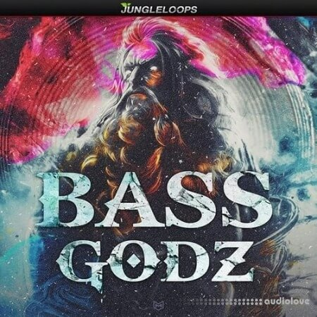 Jungle Loops Bass Godz WAV MiDi