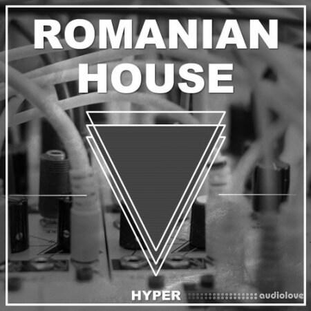 Hyper Romanian House WAV