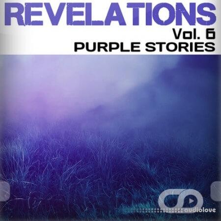 MyLoops Revelations Vol.6 Purple Stories WAV MiDi Synth Presets DAW Templates