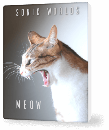 Sonic Worlds Meow (incl. Cat sound pack) WAV