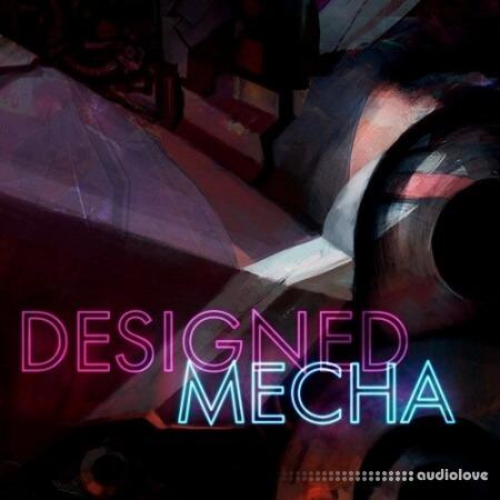 Gregor Quendel Designed Mecha WAV