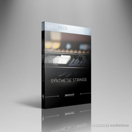 Heavyocity Novo Pack 03 Synthetic Strings